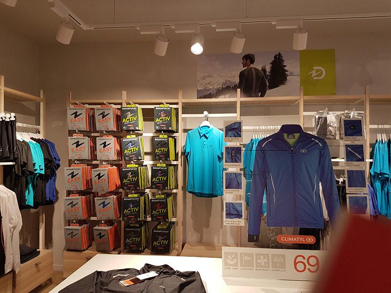 amazing price new style on wholesale Damart, le magasin rue Faidherbe à Lille - inside-shopper