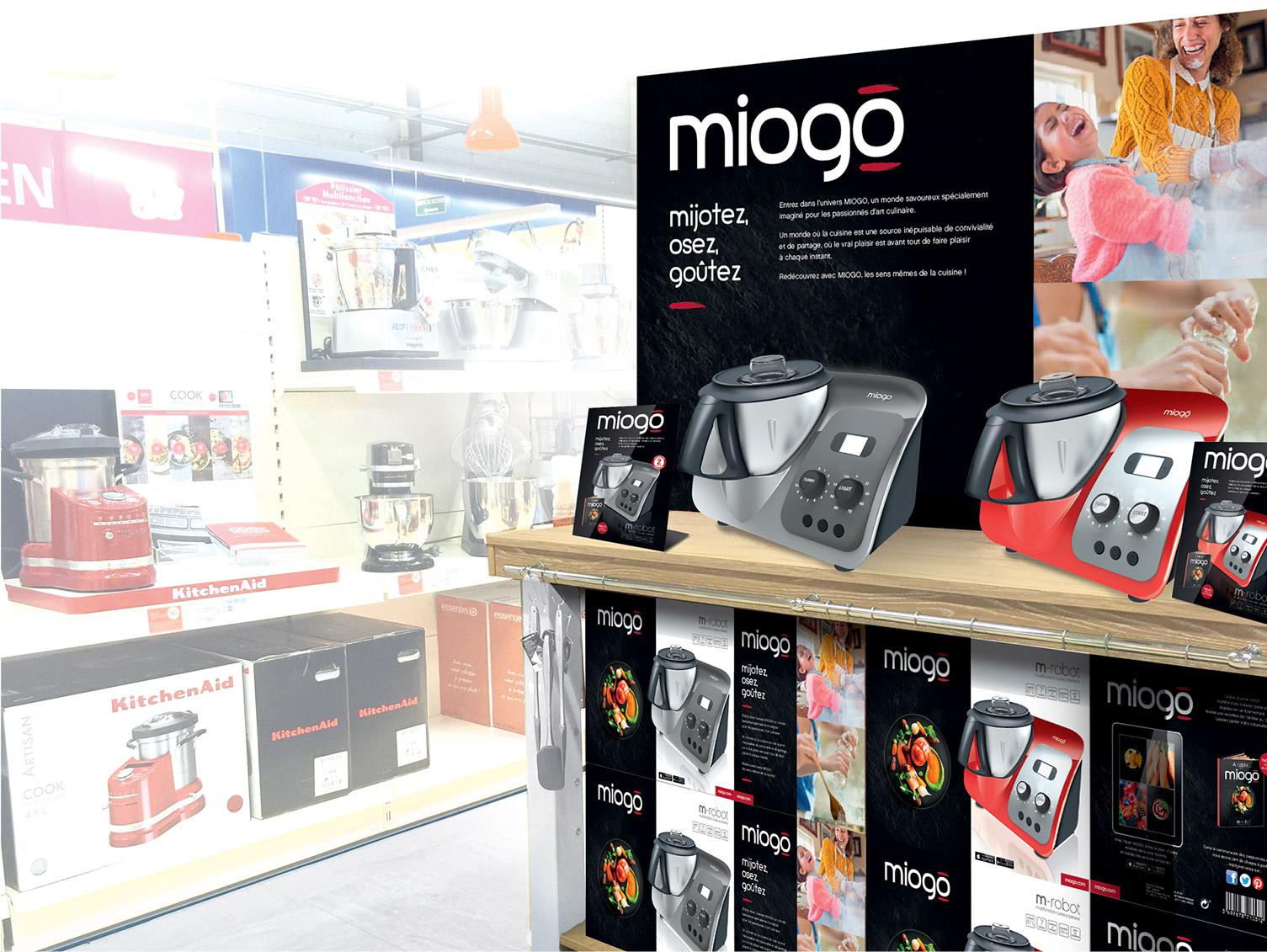 Image simulation magasin Miogo Maestro Boulanger
