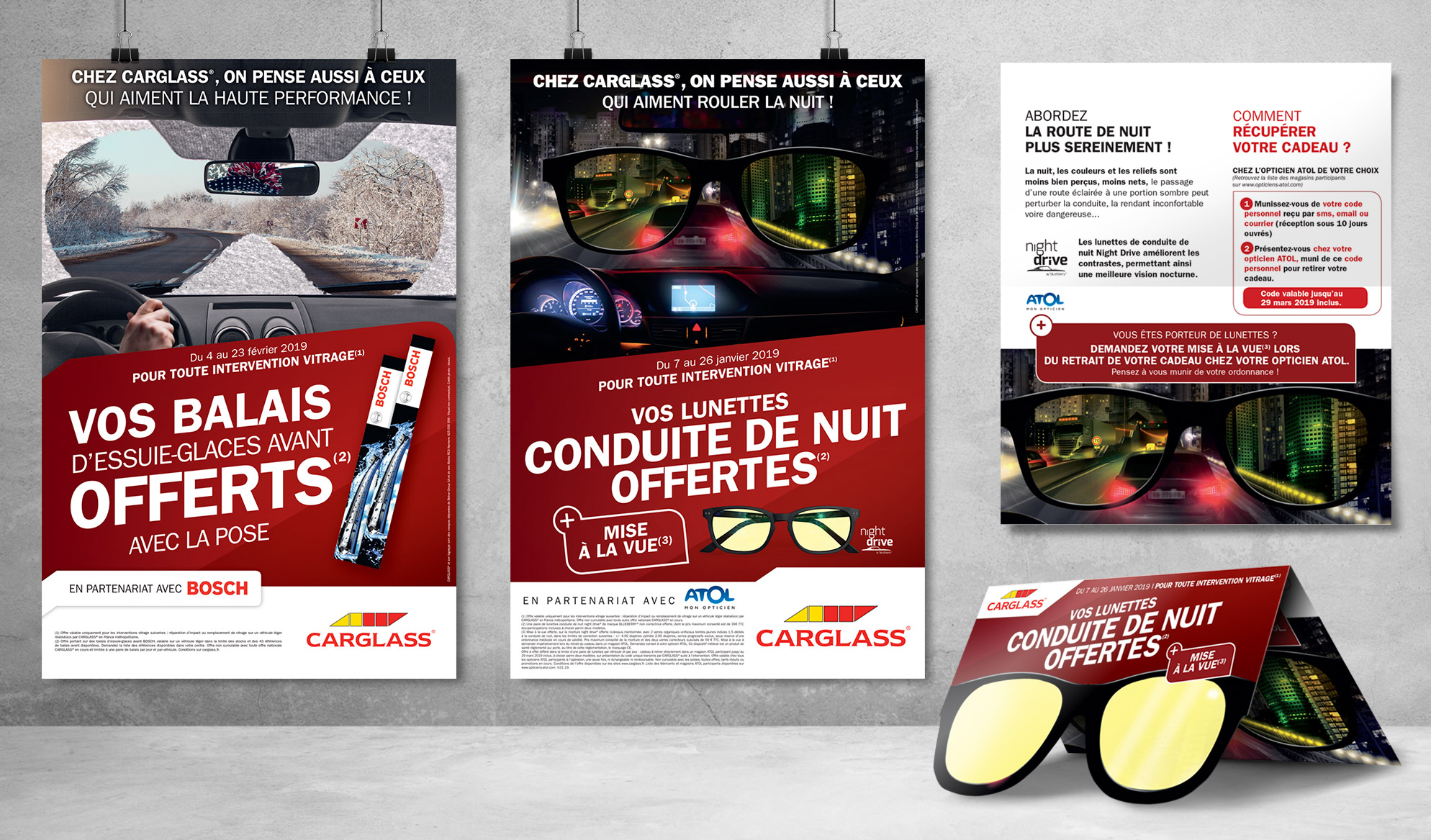 Image campagne affichage Carglass