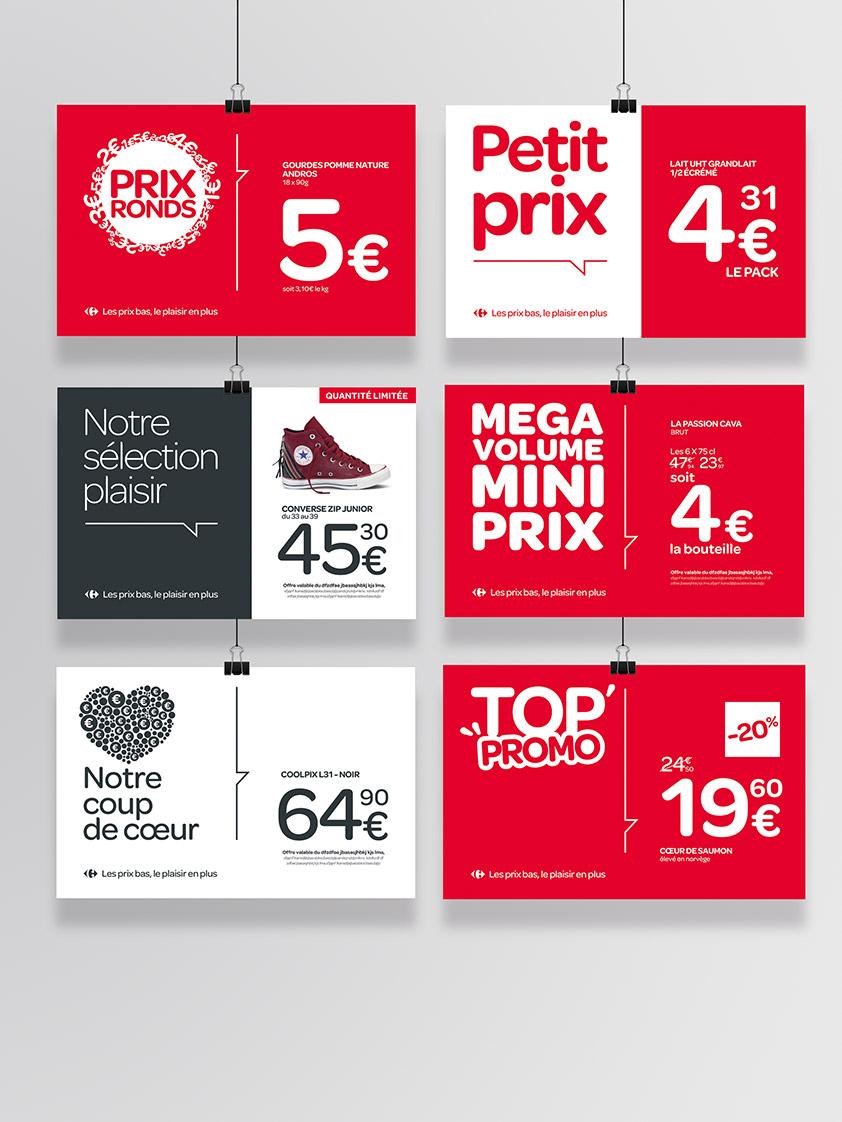 Image affichage Carrefour