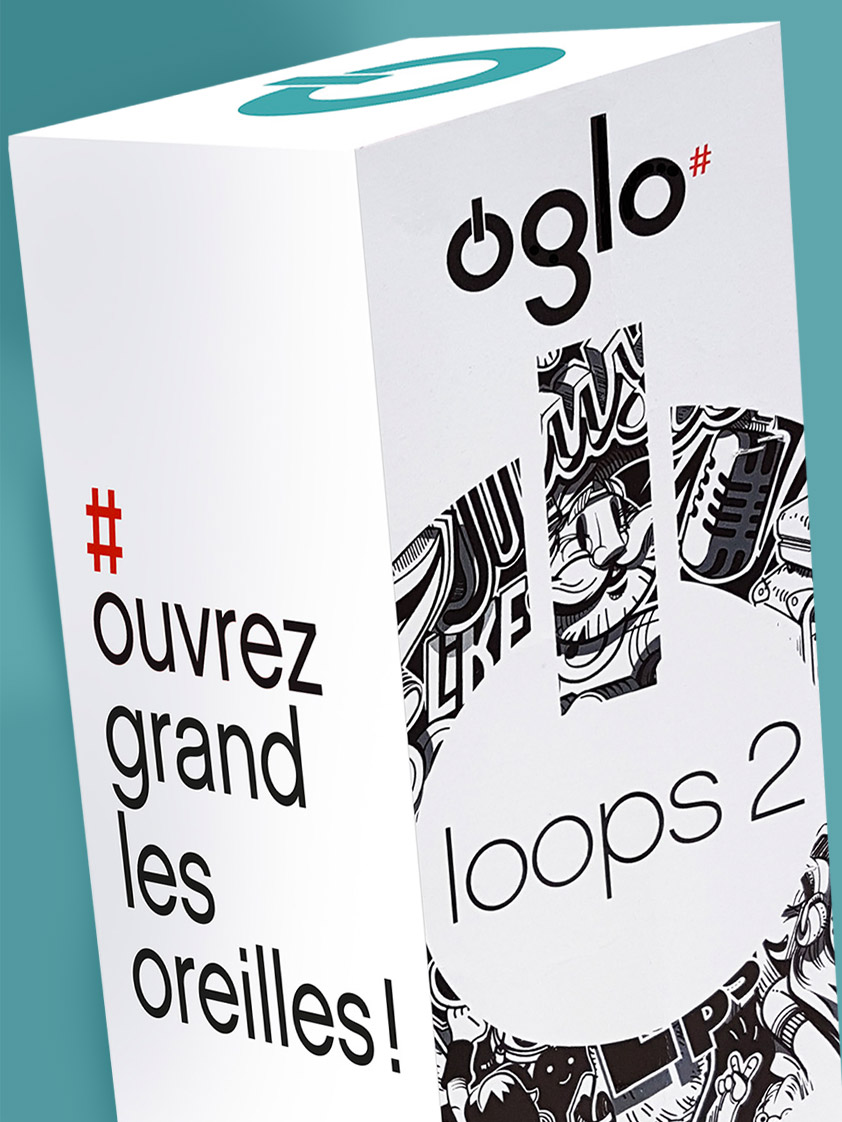 Photo Packaging Oglo Boulanger