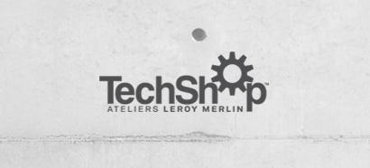 Logo Techshop Agence Bradford